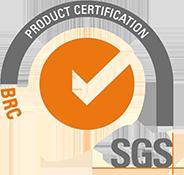セラペッパー BRC Certificate
